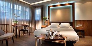 Dónde dormir en Granada - Hotel Abades Recogidas