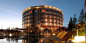 Dónde dormir en Granada - Hotel Abades Nevada Palace