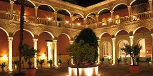 Donde dormir en Granada - Hotel AC Palacio de Santa Paula