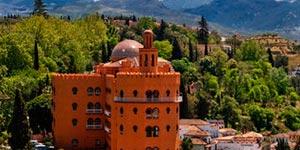 Dónde dormir en Granada - Hotel Alhambra Palace