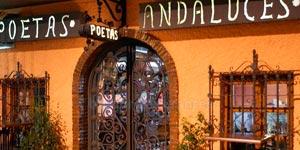¿ Dónde comer en Granada ? - Poetas Andaluces
